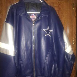 NFL Dallas Cowboys coat.  New condition.